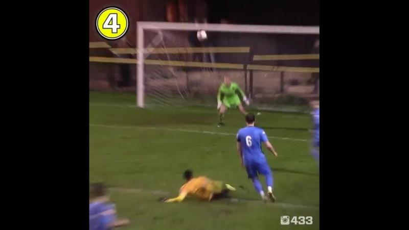 Двойник Ляказетта завалил крутой гол в матчей ноунеймов