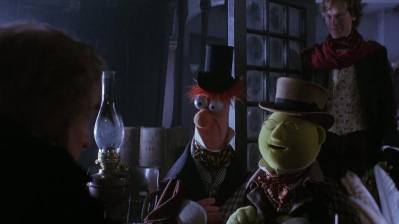 Трейлер. Рождественская сказка Маппетов (1992)