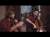 Кавер на виолончели песни Perfect - Ed Sheeran от 2CELLOS