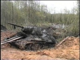 Подъем танка Т-34-76 Доватор