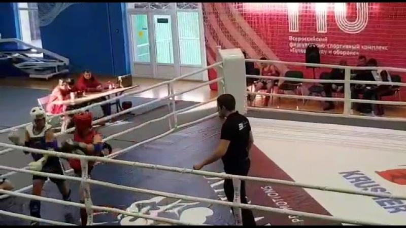краснодар 2017 Казбек Ханикаев