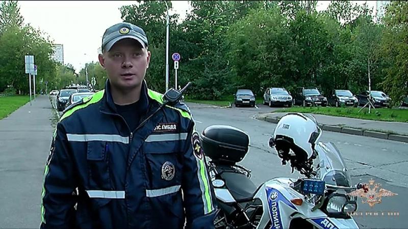 На востоке Москвы сотрудник Госавтоинспекции спас женщину с ребенком от сожителя