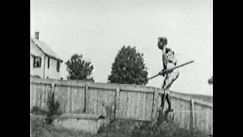 Caicedo (with Pole) (1894)