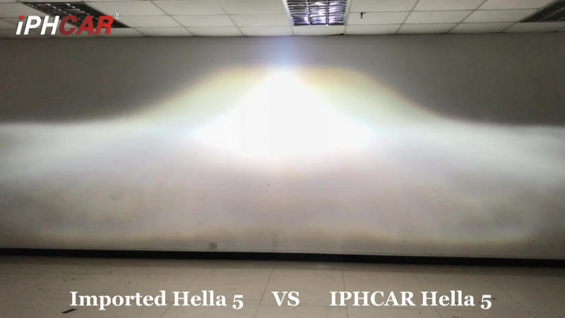 Comparison between Imported Hella 5 and IPH Hella 5