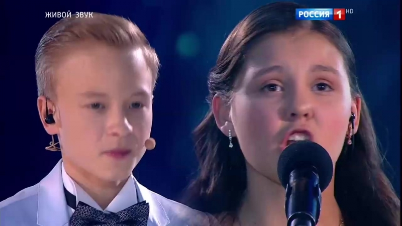 Максим Власов и Дарья Шаврина – Эхо любви (Синяя птица) • Россия