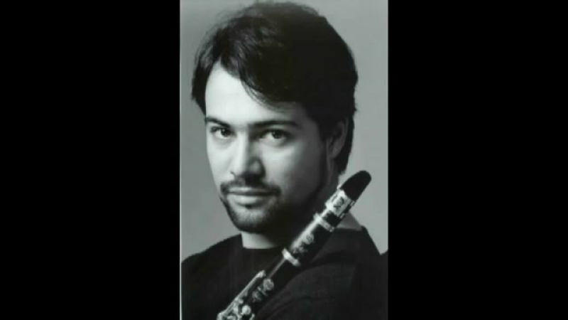 Alessandro Carbonare - Weber Concerto No 2 III mvt Alla polacca