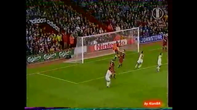 Кубок УЕФА 1995/96. Ливерпуль (Англия) - Алания (Владикавказ) - 0:0 (0:0).