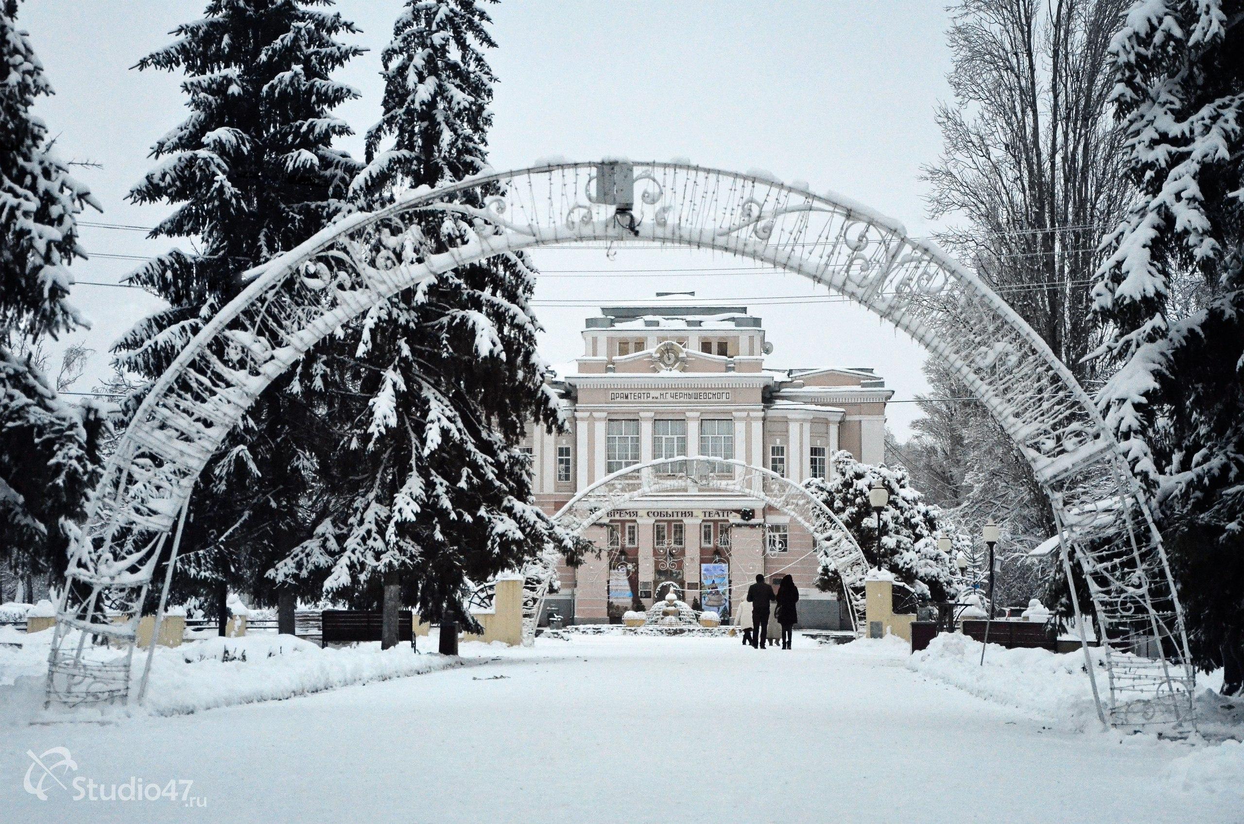Борисоглебский драматический театр