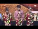 Русские гимнастки удивляют корейскую аудиторию №2