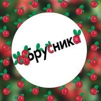 Логотип БРУСНИКА / Агентство Сочных Праздников
