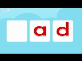 Word Families 4- Dad is Mad - Level 1 - By Little Fox