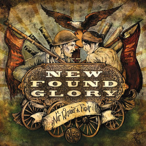 New Found Glory альбом Not Without A Fight (Bonus Track Version)
