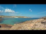 Остров Комино (Comino), Мальта. 25 ноября 2017
