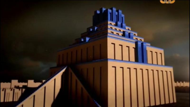 Расшифрованные сокровища 4 сезон 1 серия. Вавилонская башня / Treasures Decoded (2017)