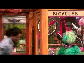 Sesame Street with Lucy Liu