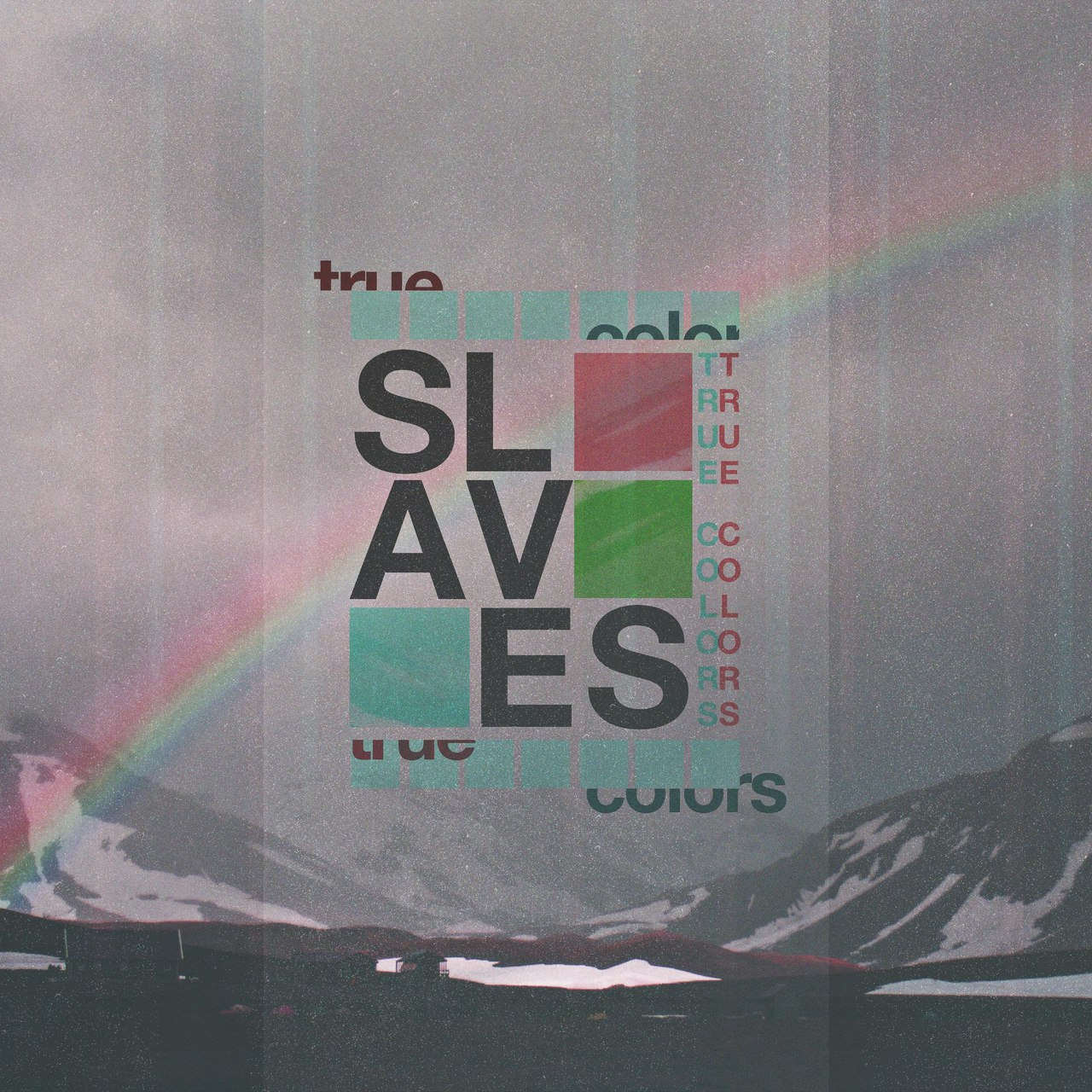 Slaves - True Colors [single] (2017)