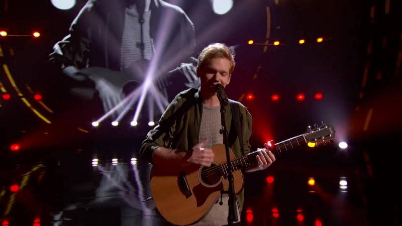 Chase Goehring- Singer-Songwriter Relays A Powerful Message - Americas Got Talent 2017