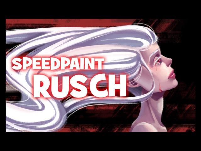 [speedpaint] Rush