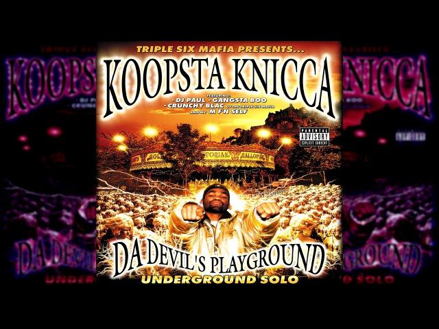 Koopsta Knicca - Whatcha Gonna Do (instrumental by SergeLaconic Cortez Smith)