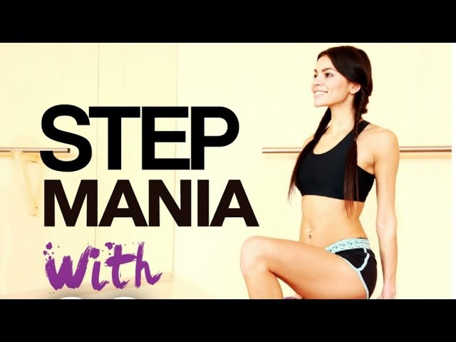 Stepmania with 90s Fitness Music