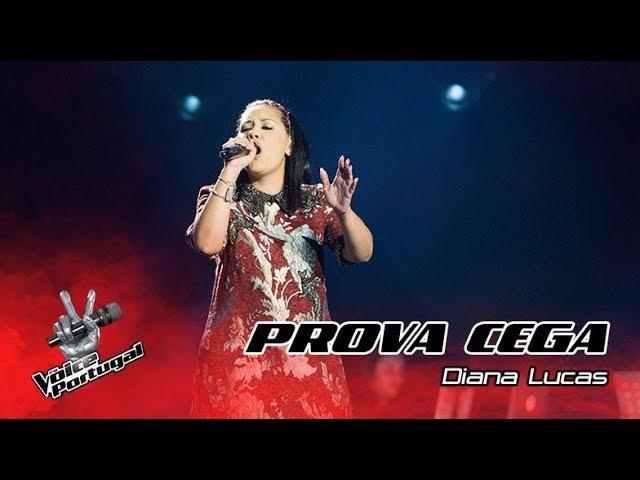 Diana Lucas - No Teu Poema | Prova Cega | The Voice Portugal