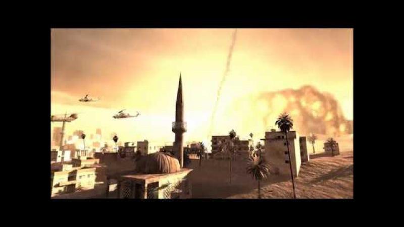 Call of Duty MW2 Русский спецназ