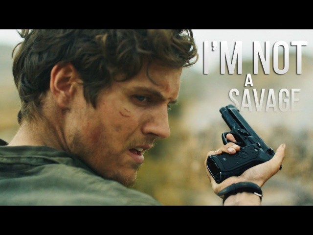 FTWD Troy Otto I'm Not a Savage