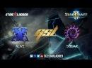 2017 GSL S3 Ro16 Group A Match 2: aLive (T) vs Solar (Z)