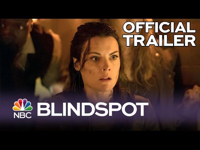 Трейлер третьего сезона сериала Слепое пятно / BLINDSPOT | Official Season 3 Trailer