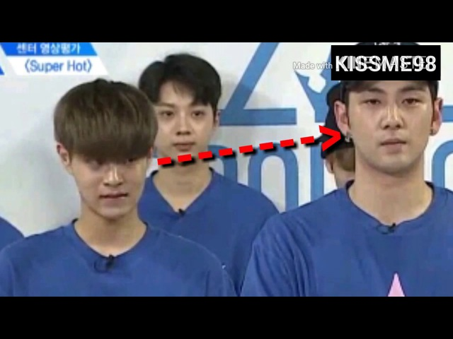 Things You Didnt Notice in PRODUCE 101 SEASON 2 Super Hot Center Evaluation