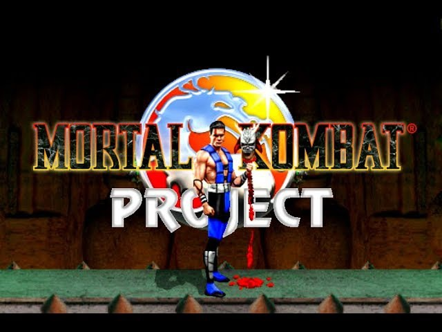 M.U.G.E.N Mortal Kombat: Project 2.9 (PC) - Sub-Zero Playthrough