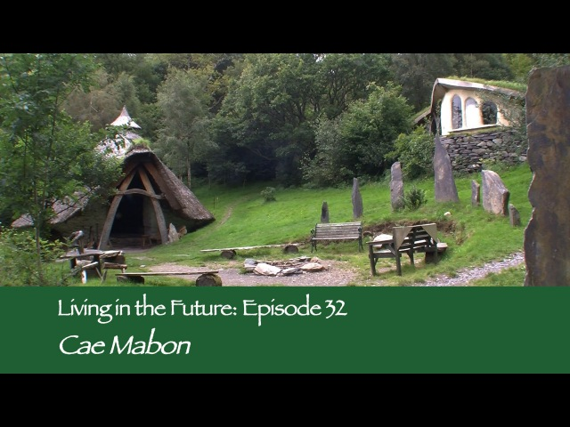 Real-life Hobbit Houses - Cae Mabon - Living in the Future (Ecovillages) 32
