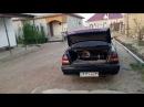 Nissan Maxima A32 открытие и закрытие багажника