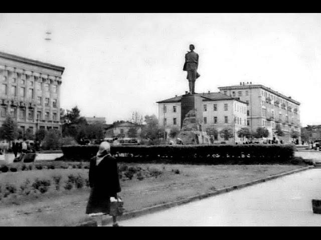 г. Горький Посмотри на город 1963г Док. фильм СССР