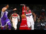 Sacramento Kings vs Washington Wizards - Full Game Highlights  Nov 13, 2017  NBA Season 2017-18