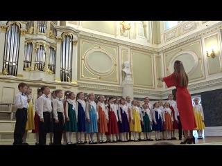 Хор Счастье на Окружном этапе Всероссийского хорового фестиваля