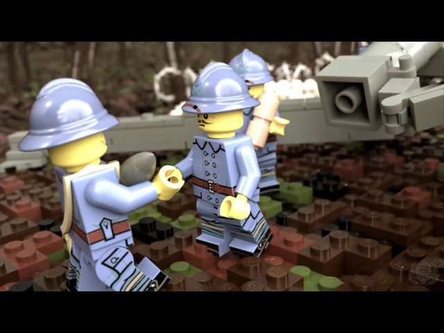 Great War Bricks - WWI Lego Animation