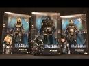 Unboxing NECA's Valerian Figures K Tron Valerian Laureline