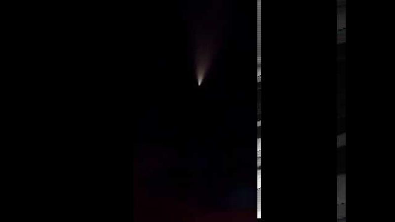 Волгоградский метеорит 26.09.17