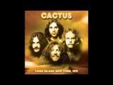 Cactus Long Island New York, 1971 'remastered'