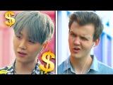 K-POP WITH ZERO BUDGET! (BTS-Fire &amp EXO-Ko Ko Bop)