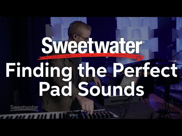 Finding the Perfect Pad Sounds presented by Ian McIntosh from Jesus Culture