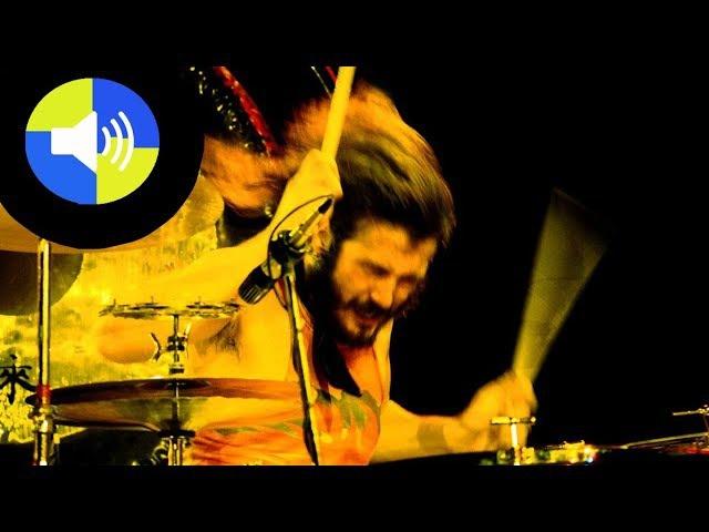 Что делает Джона Бонема великим барабанщиком?