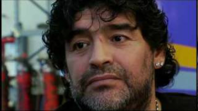 Si yo fuera Maradona - Manu chao HD