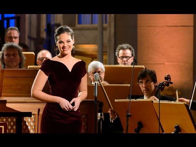 Regula Mühlemann: Exsultate Jubilate - W. A. Mozart