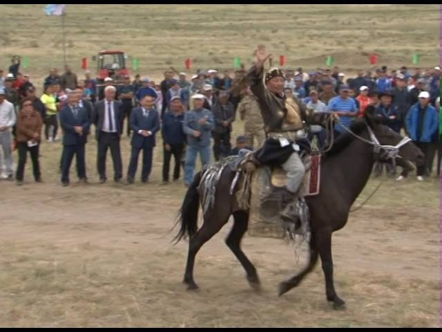 В Туве впервые состоялись конные скачки, посвященные памяти Тувинских добровольцев, освобождавших СС