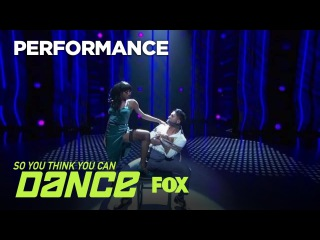 Mark & Comfort's Broadway Performance | Season 14 Ep. 11 | SO YOU THINK YOU CAN DANCE