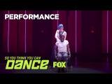 Kaylee & Cyrus' Cha Cha Performance | Season 14 Ep. 11 | SO YOU THINK YOU CAN DANCE