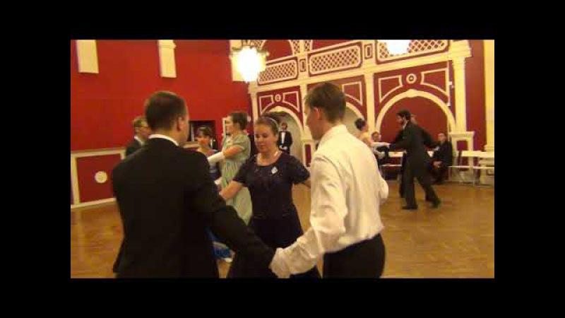 Франсез. Покровский бал студии РПУ. www.rpu-dance.ru