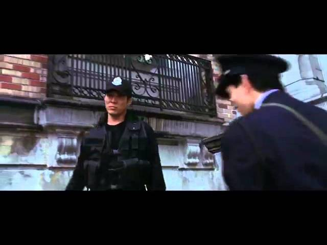 Prison Break Fight, Romeo Must Die, Jet Li jet li fight scene